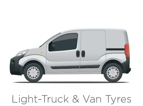 Light-Truck & Van Tyres