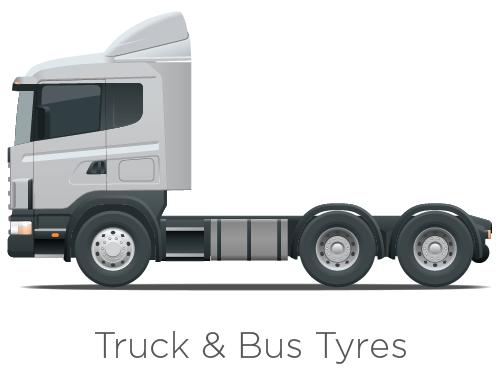 Truck & Bus Tyres